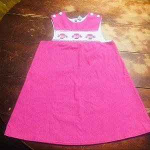 Pink Poodle jumper
